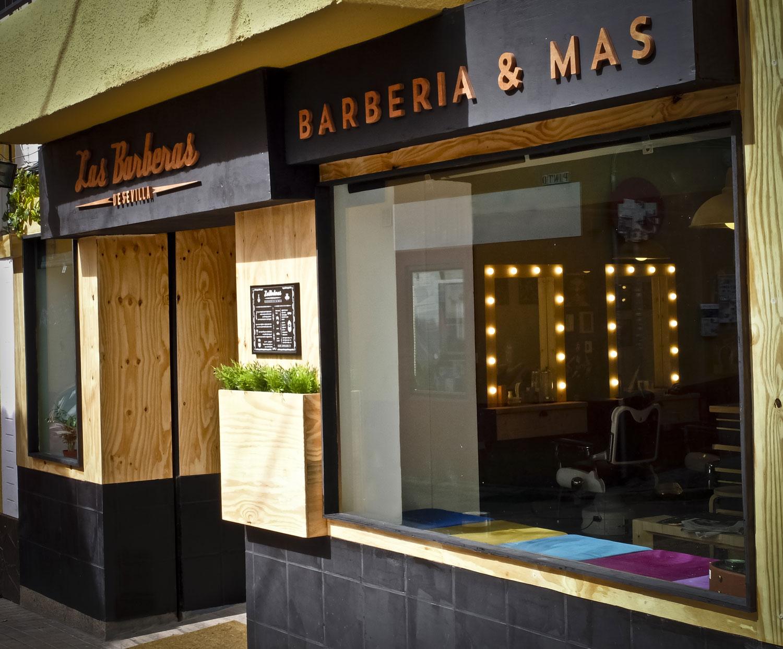 Las Barberas de Sevilla en el centro de Sevilla