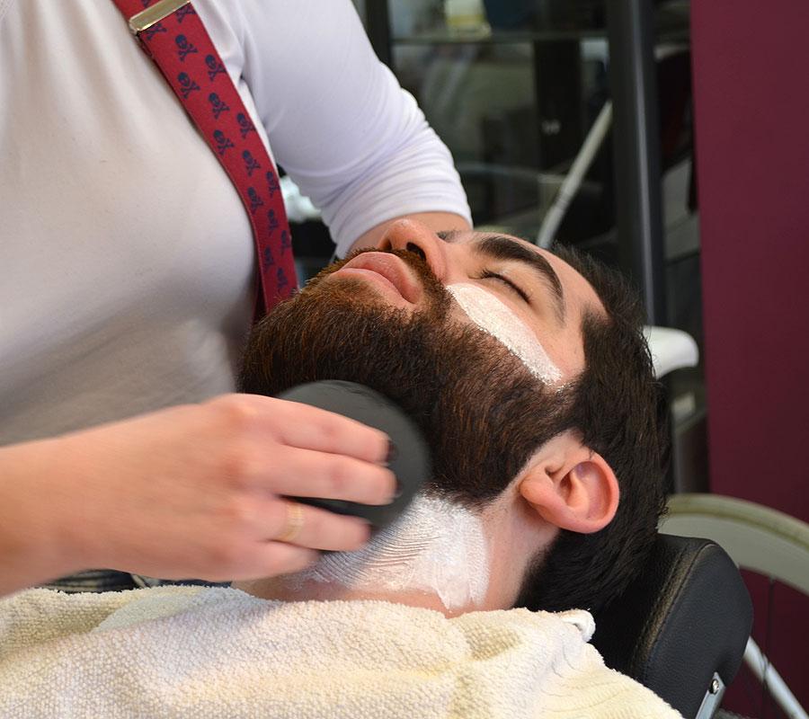aplicación ultrasonidos para pelling facial