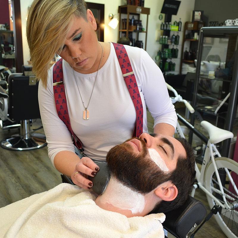 Peeling Facial en las Barberas de Sevilla