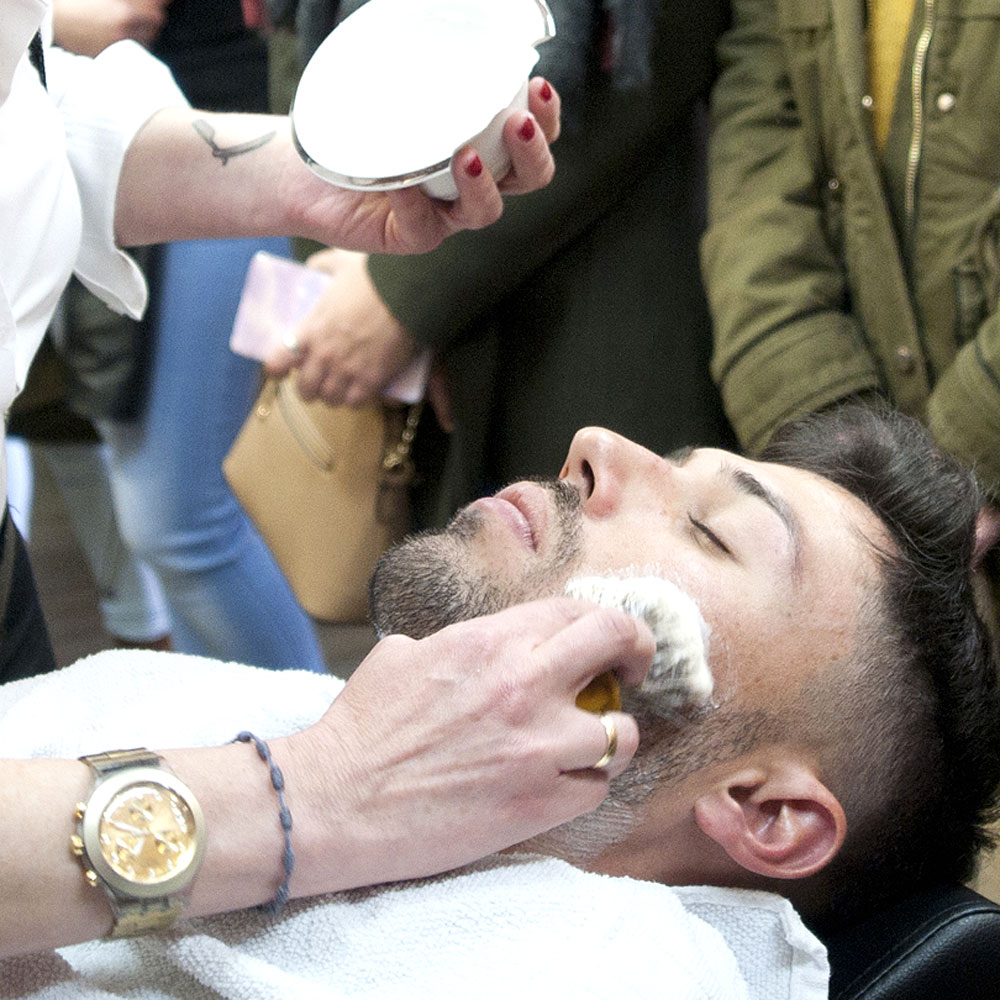 Arreglo de Barbas. Productos para el afeitado