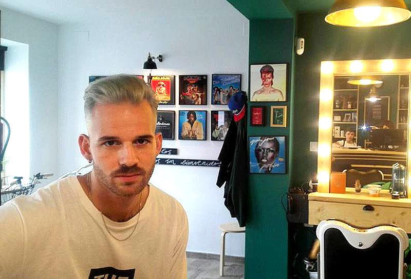 Barbería en Sevilla | Servicio de Color