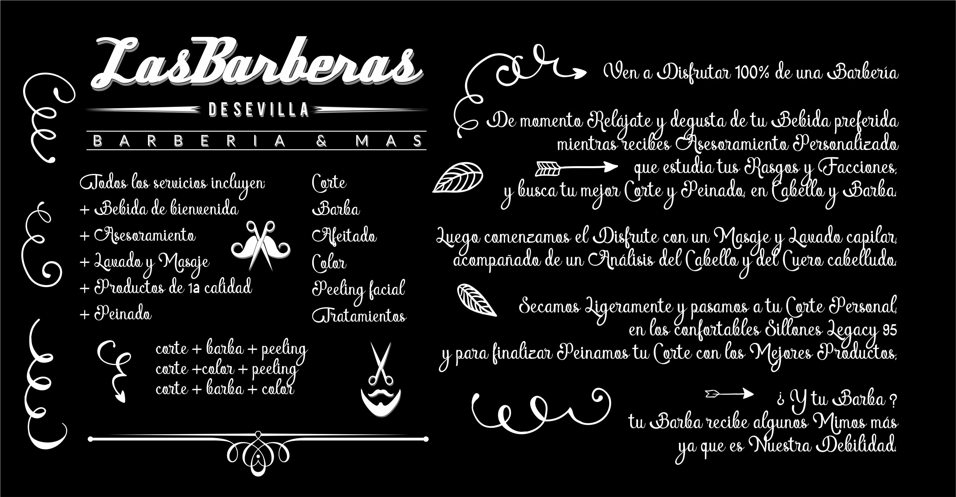 Peluquería de Caballeros en Sevilla