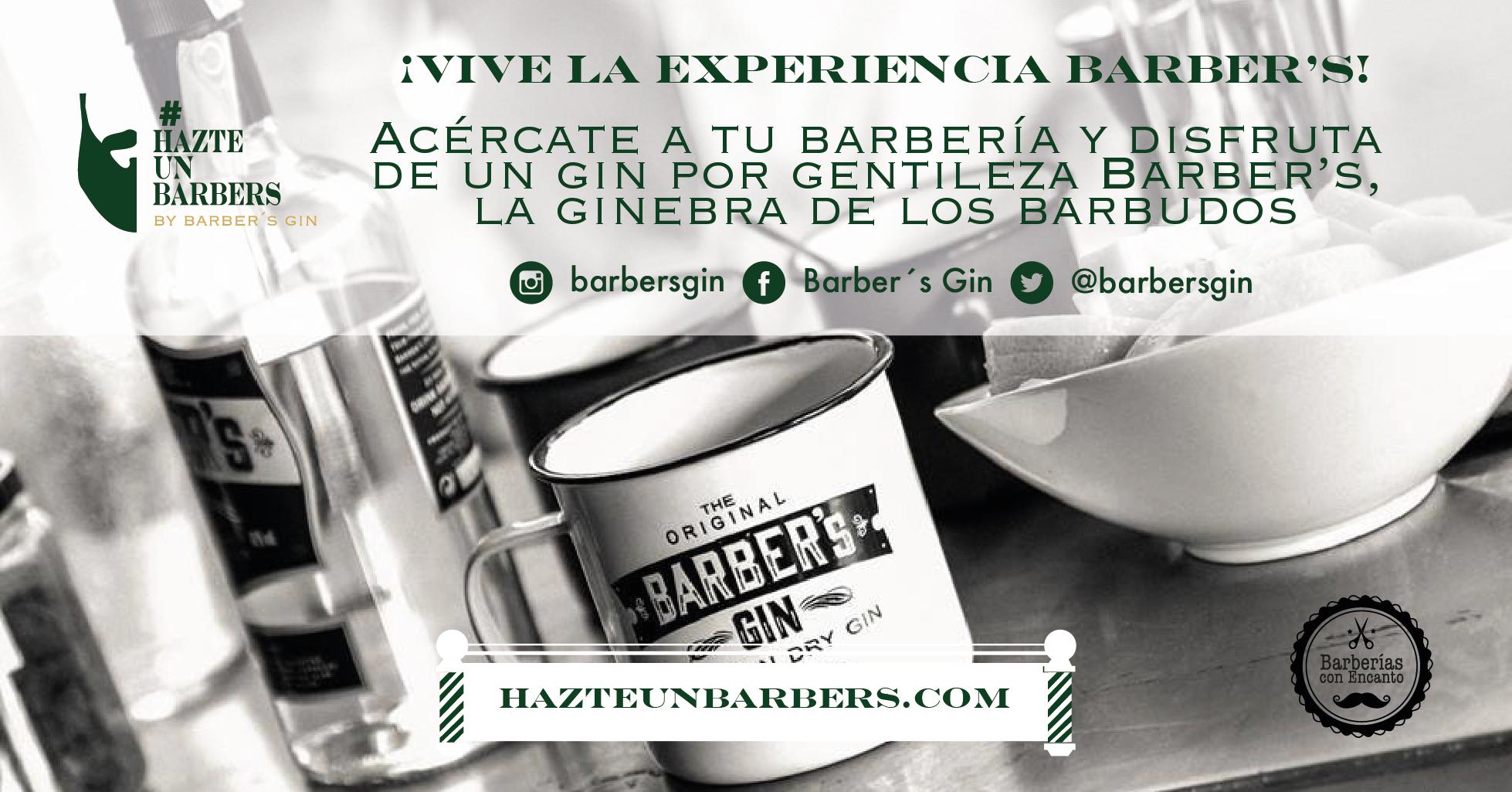 Vive la Experiencia Barber's Gin en Las Barberas de Sevilla