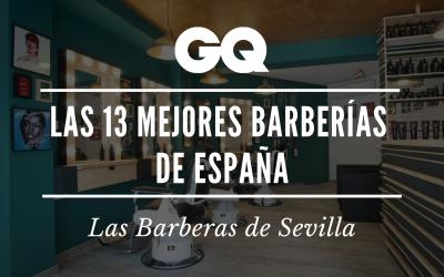 Las 13 mejores barberías de España | Las barberas de Sevilla