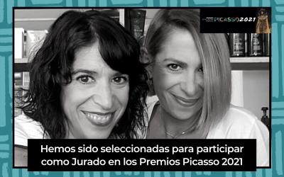 Hemos sido seleccionadas para participar como Jurado en los Premios Picasso 2021